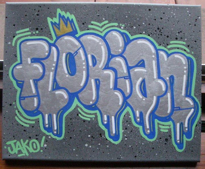 Florian Graffiti