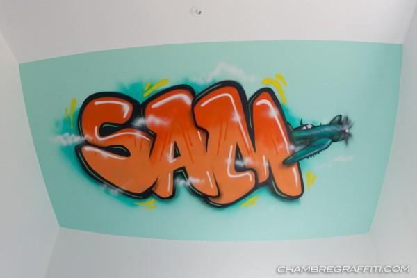 Chambre-Avion-Sam-Graffiti-France