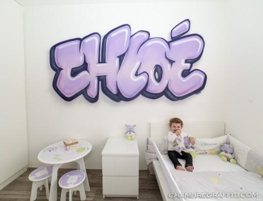 Chambre-Chloe-Graffiti-violet