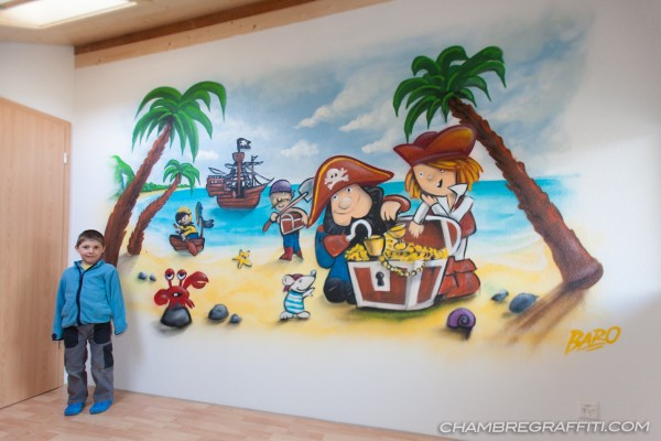 Chambre-Garcon-Graff-Pirates-Tag