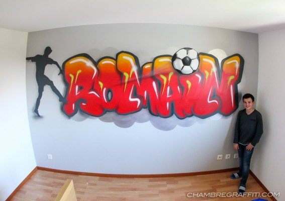 Chambre-Graffiti-Romain-Foot