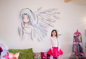 Chambre-Manga-graffiti