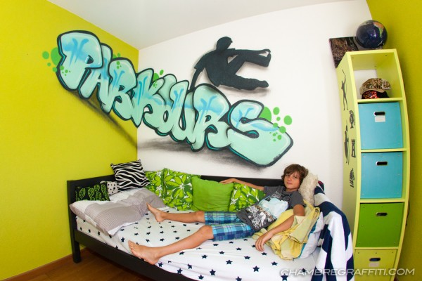 Chambre-Parkours-perso-Graffiti-Geneve-Suisse