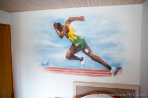 Chambre-graffiti-Sport-Coureur