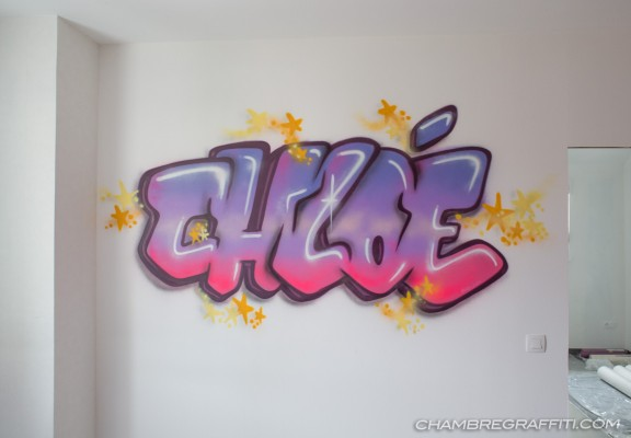 Chambre-graffiti-chloe-fille
