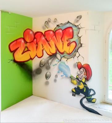 Chambre-graffiti-pompier-ziane