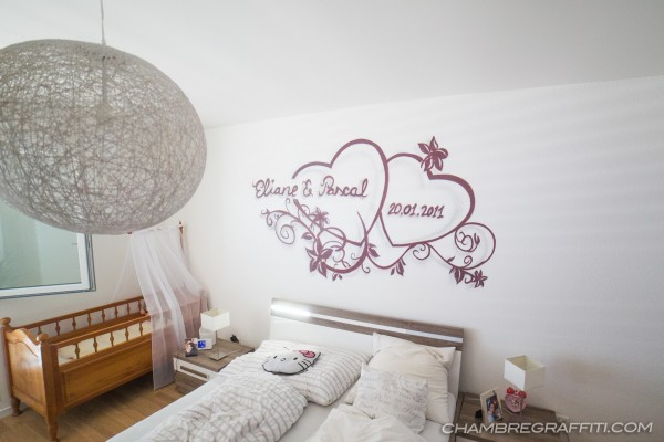 Graffiti-Love-chambre-parent