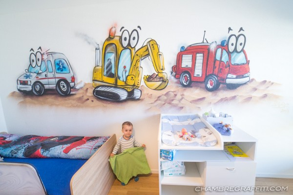 Graffiti-chambre-pompier-chantier