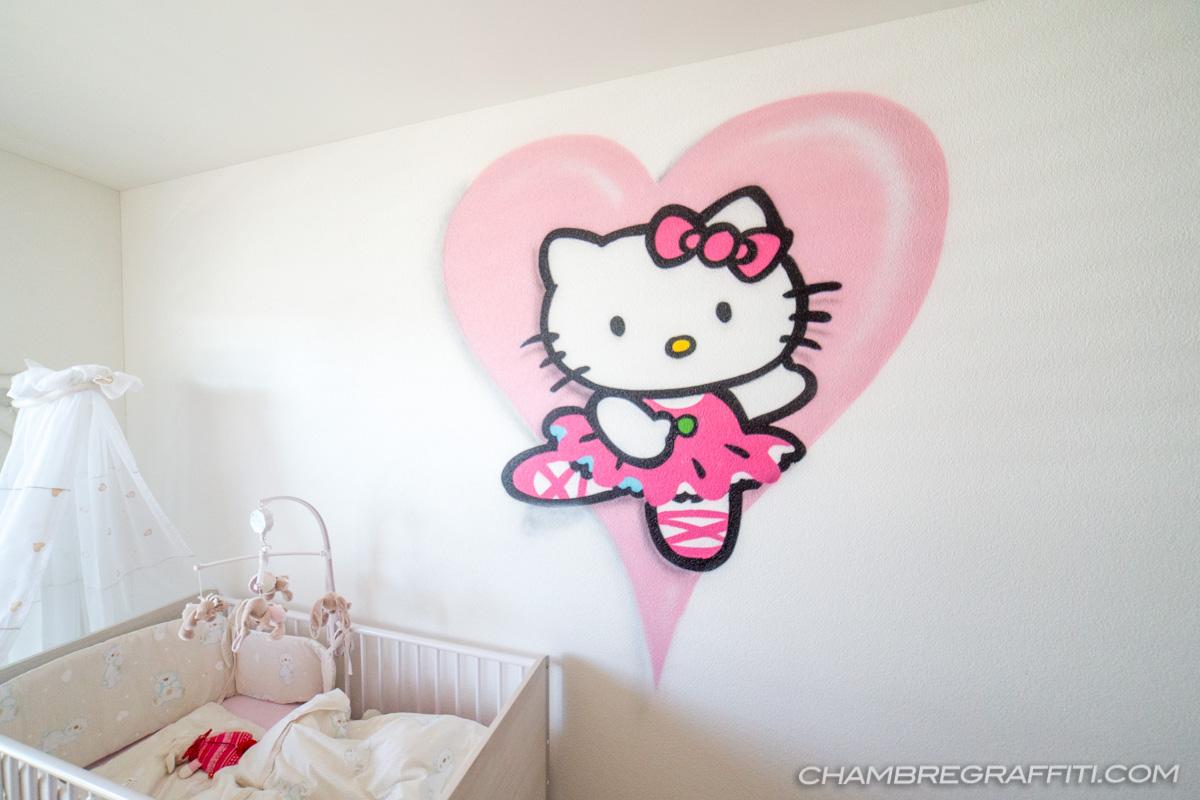 Decoration Chambre Bebe Quebec : Chambre graffiti
