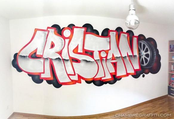 Prenom-Graffiti-Suisse-Cristiano